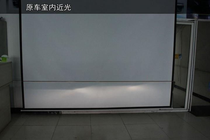 南京赛拉图大灯改装双氙气透镜以及LED双模式泪眼