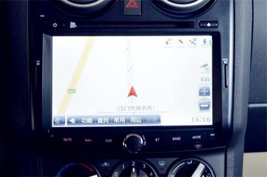 武汉汽车音响改装逍客导航升级莱声导航