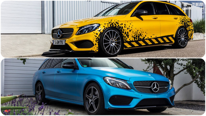 mercedes-c450-amg-yellow-taxi-vs-c43-in-silky-blue-wrap-battle-119259_1.jpg