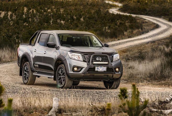 Nissan日产澳大利亚推出Navara改装特别版