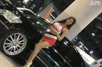 埃森改装车展,广州赛驱实拍模特和改装车