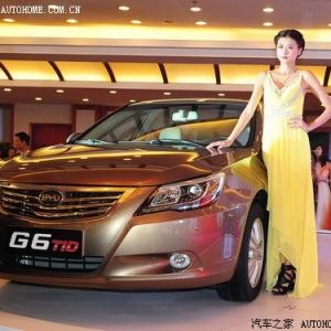 售价7.98-11.28万元 比亚迪G6正式上市