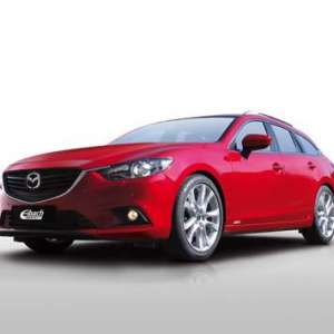 魂动精髓Eibach New Mazda6