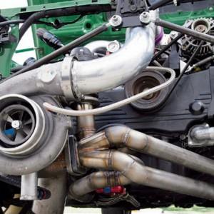 涡轮增压车型的保养通病与注意事项