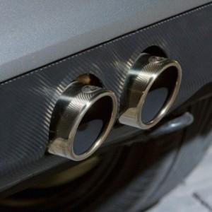 改装排气管尾段的好处