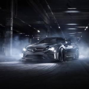 奔驰SL级变身Carlsson C25 Super GT