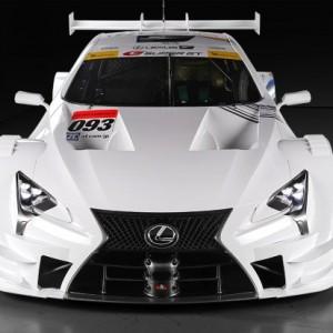 帅呆了 雷克萨斯LC 500 Super GT赛车