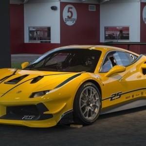 660马力V8双涡轮 法拉利488 Challenge
