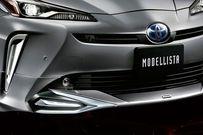 2019款丰田普锐斯获得TRD和Modellista车身改装套件