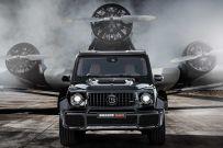 Brabus改装梅赛德斯-AMG G 63 变身800 Widestar