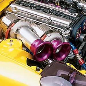 发动机进气涡轮增压系统介绍